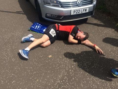 18th June 2016 half and full marathon